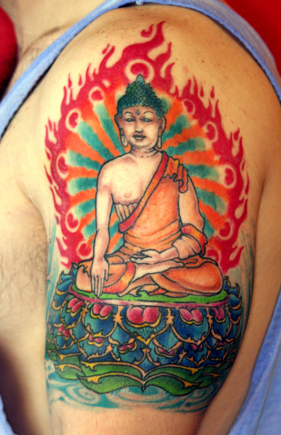 60 Best Buddha Tattoos Designs