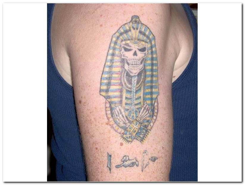 Egyptian Tattoos 14