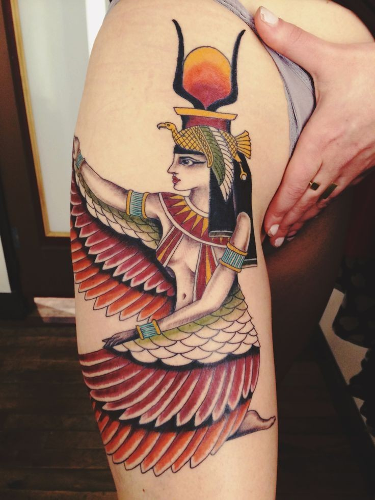 Egyptian Tattoos 3