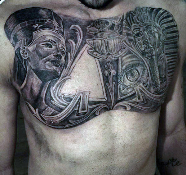 Egyptian Tattoos 37