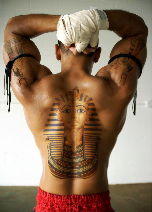 Egyptian Tattoos 54