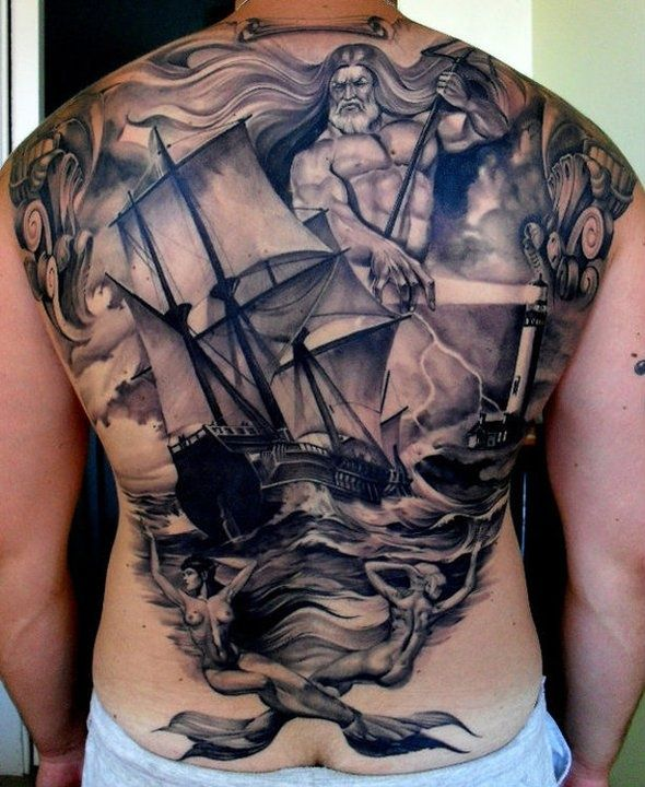 Mythological Tattoo Designs 31