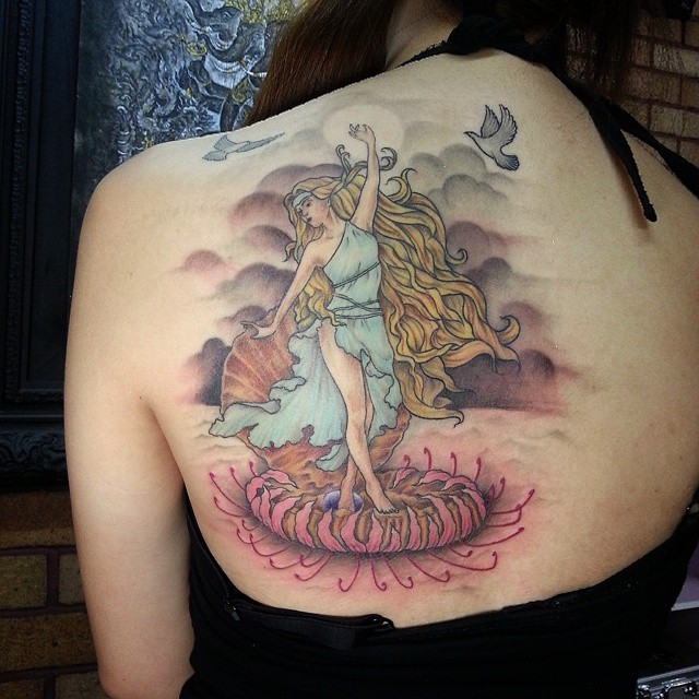 Mythological Tattoo Designs 37