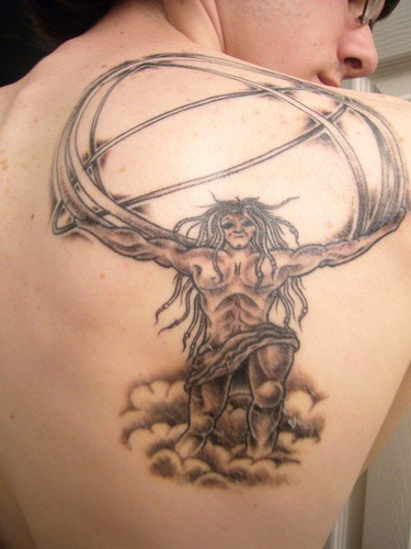 Mythological Tattoo Designs 8