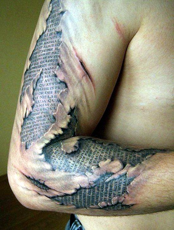 3D Tattoo Designs 11
