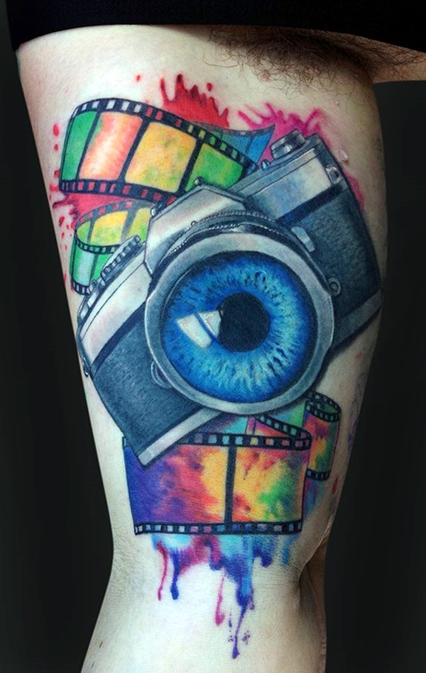 3D Tattoo Designs 27