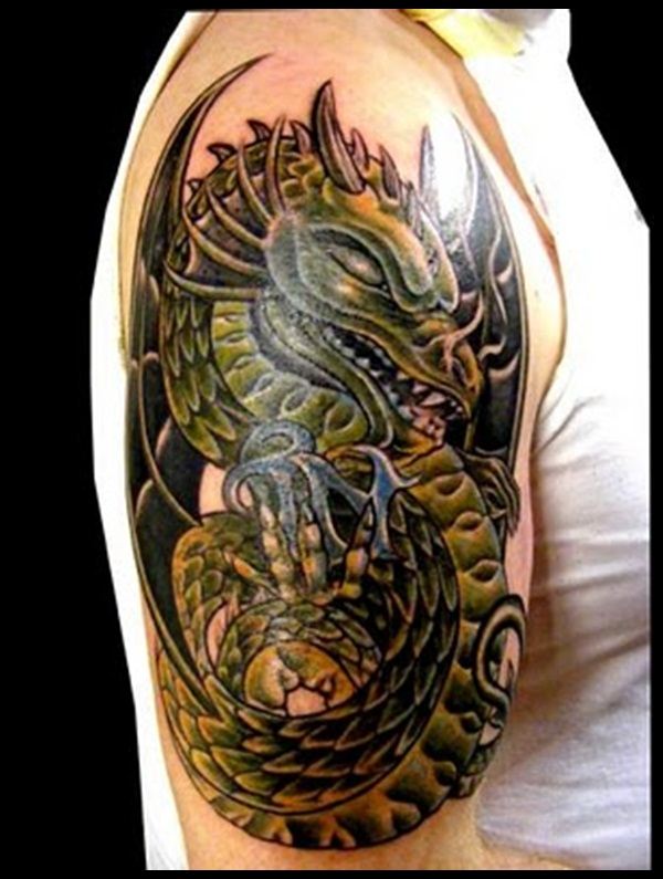 Dragon Tattoo Designs 13