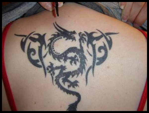 Dragon Tattoo Designs 15