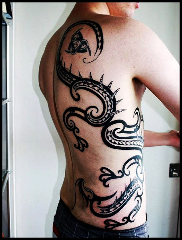 Dragon Tattoo Designs 19