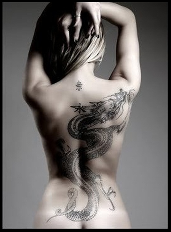 Dragon Tattoo Designs 29