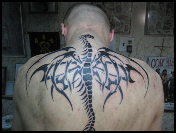 Dragon Tattoo Designs 34