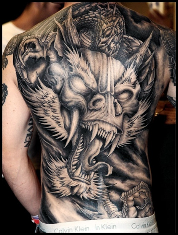 Dragon Tattoo Designs 40