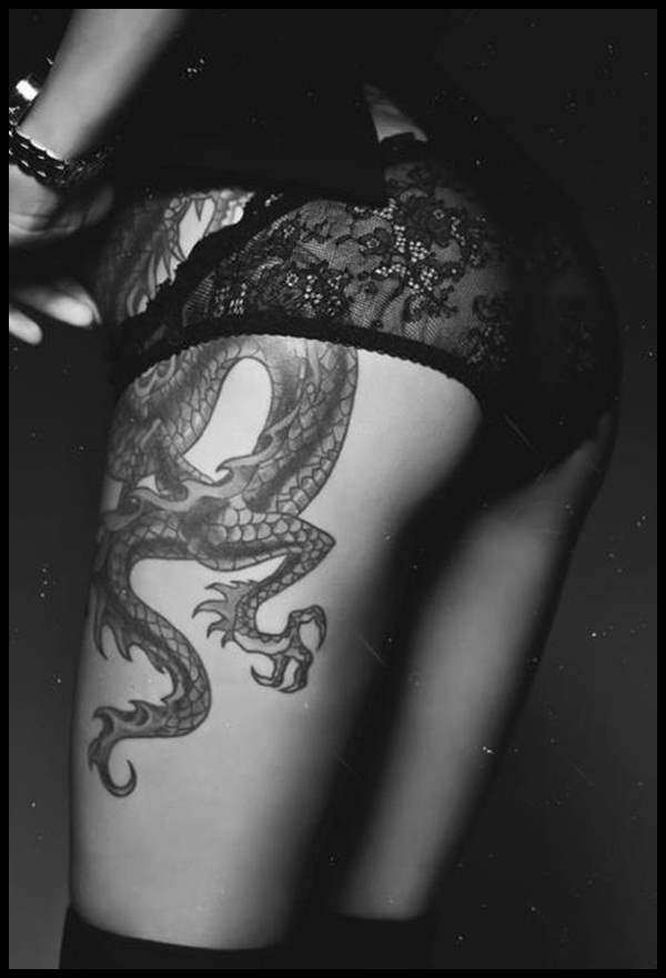 Dragon Tattoo Designs 42