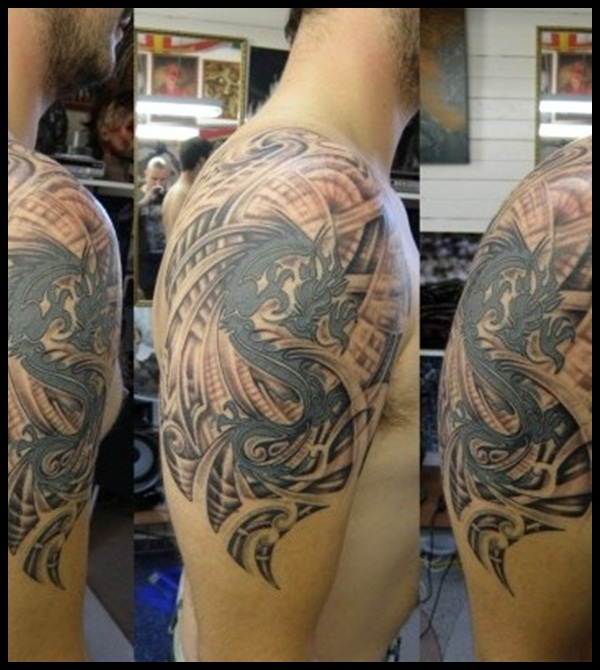 Dragon Tattoo Designs 45