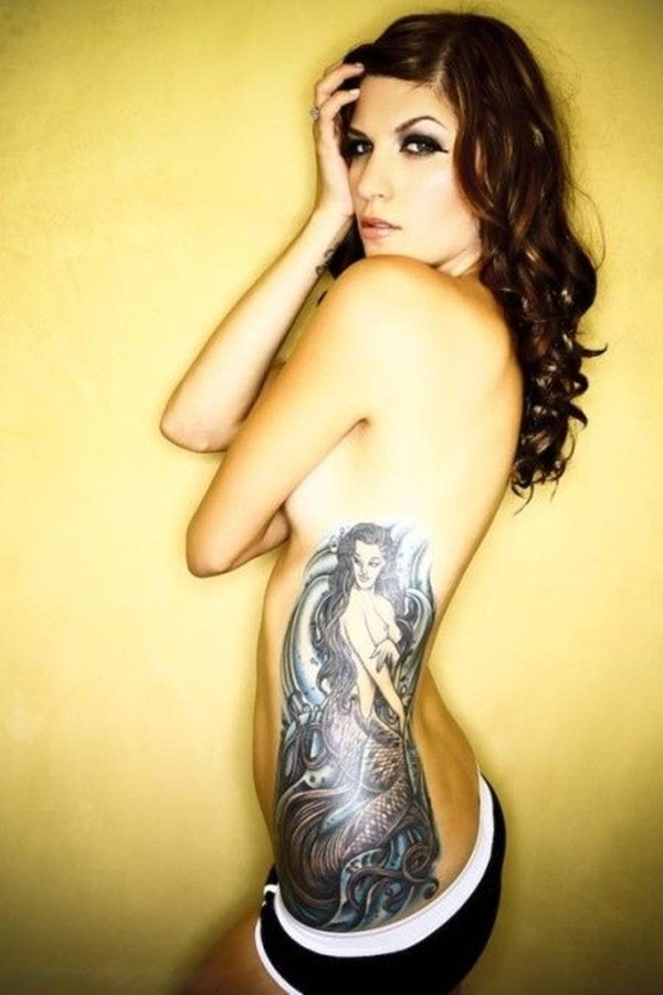 Appealing Tattoos for Women 34