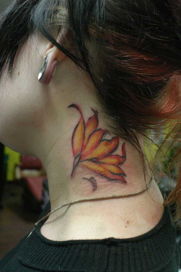 Appealing Tattoos for Women 54