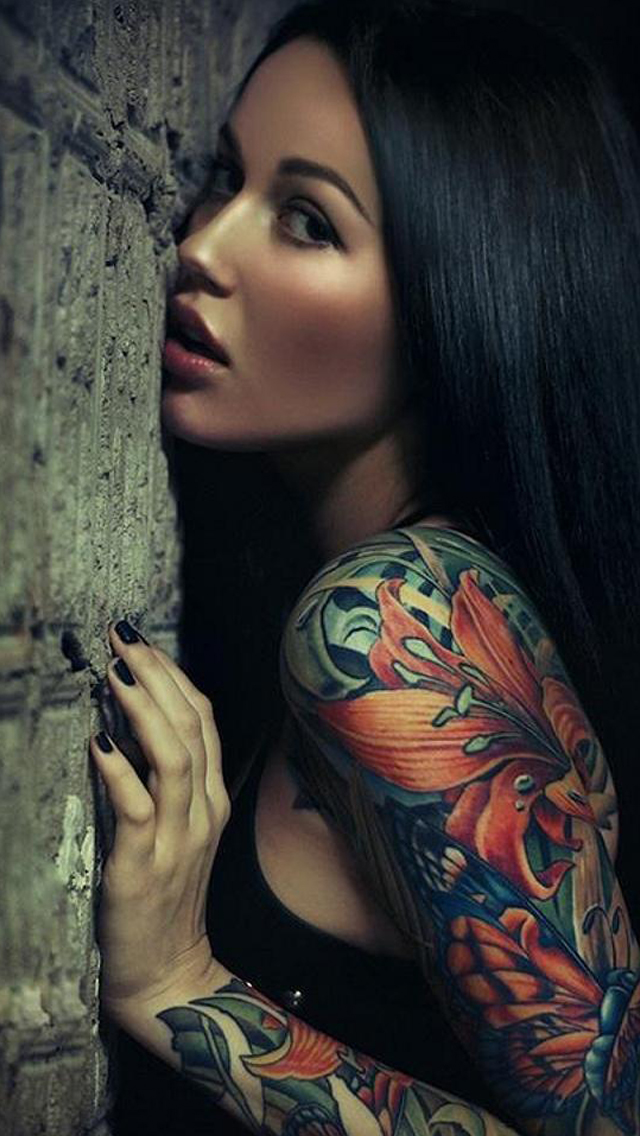 Appealing Tattoos for Women 61