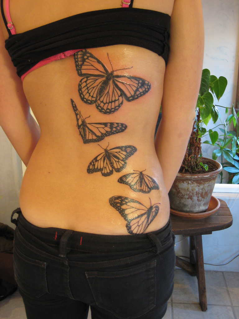 Appealing Tattoos for Women 69