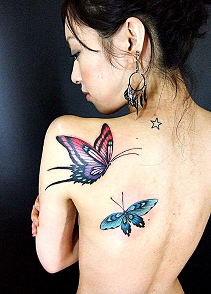 Appealing Tattoos for Women 72