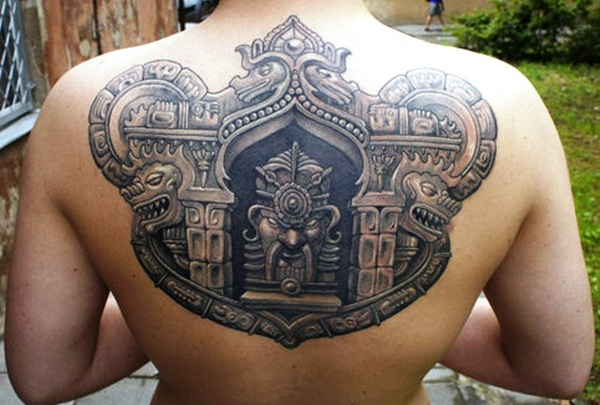 35+ Aztec Tattoo Designs for Men and Women