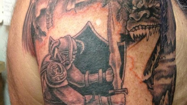 Game Tattoo Designs for Boys and Girls 15