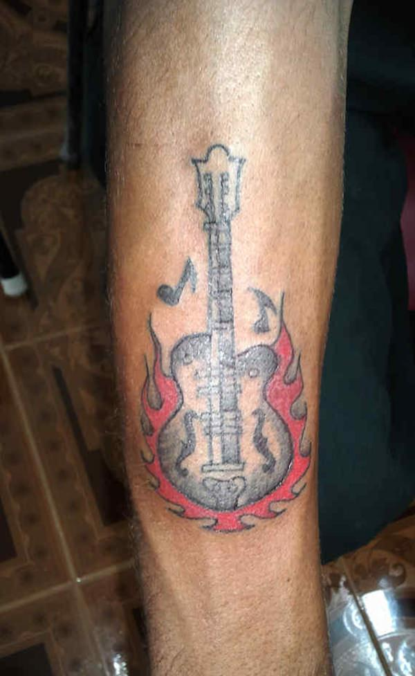 Forearm Tattoos for Men and Women 22