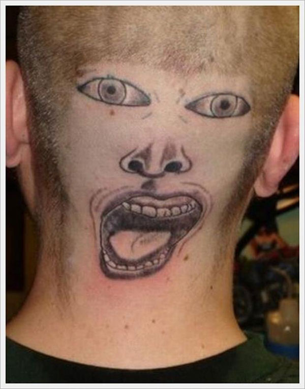Funniest Tattoos for Men and Women 37
