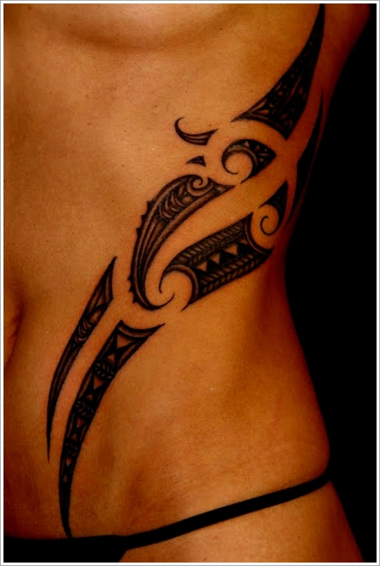 bd9489767 30 Best Maori Tribal Tattoo Designs - Tattoos Era
