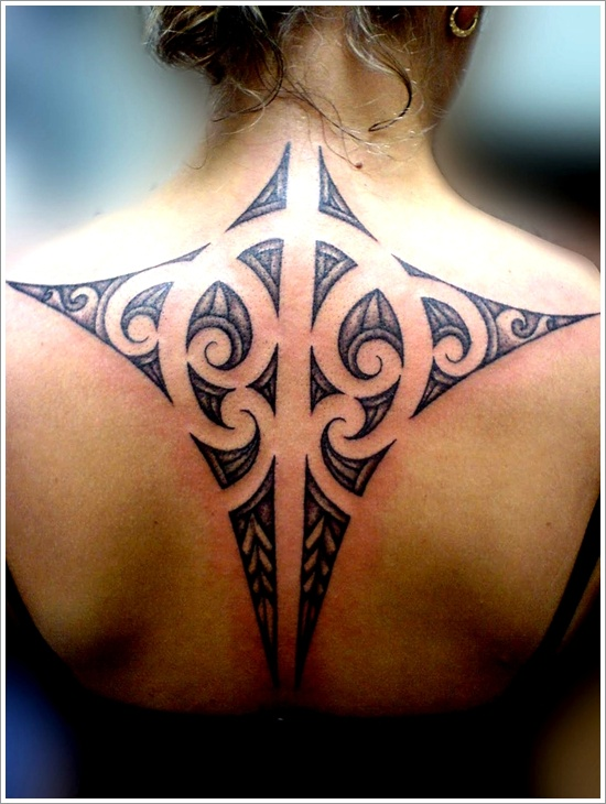 Maori Tribal Tattoo Designs 29