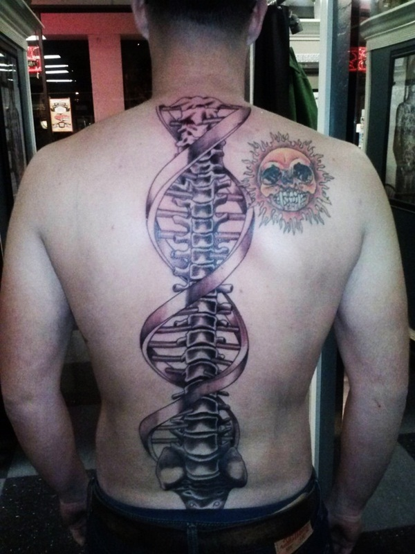 Science Tattoo Ideas 21