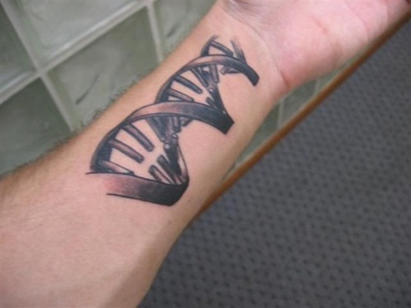 Science Tattoo Ideas 23
