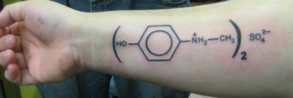 Science Tattoo Ideas 28