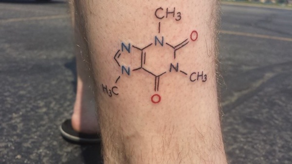 Science Tattoo Ideas 29