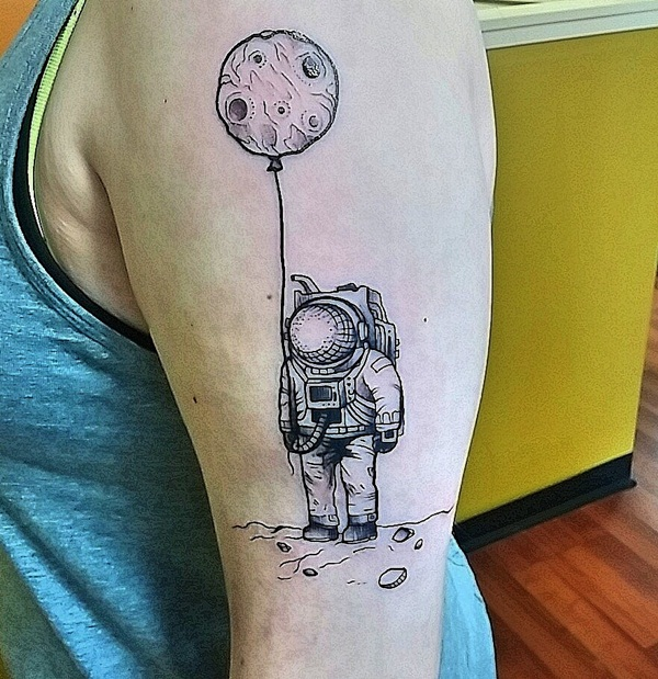 Science Tattoo Ideas 30