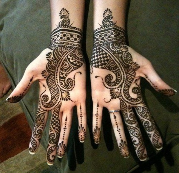 100+ Striking Henna Tattoos Design for Girls