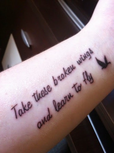 Girl Tattoo Quotes 32
