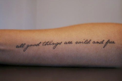 Girl Tattoo Quotes 43