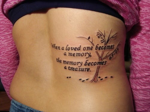 Mind Blowing Girl Tattoo Quotes 6