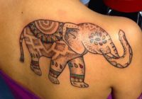 Elephant Tattoo Designs And Ideas