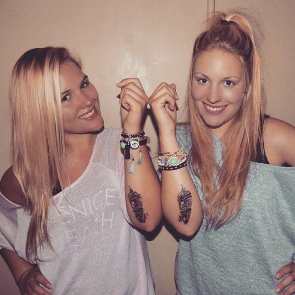60 sister tattoos for special bonding design and ideas for Tattoos for sisters ideas