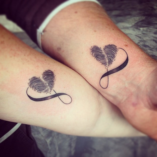 100 best infinity tattoos designs and ideas tattoos era. Black Bedroom Furniture Sets. Home Design Ideas
