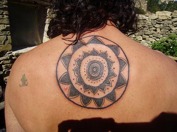 Amazing Mandala Tattoos Designs and Ideas