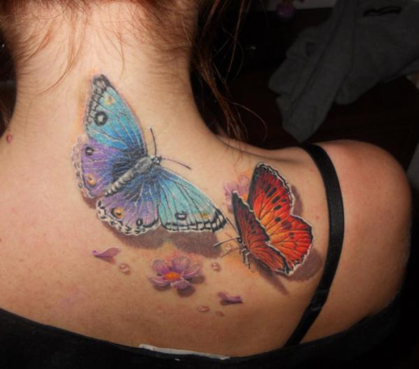 65 Craziest & Best 3D Tattoos Designs and Ideas