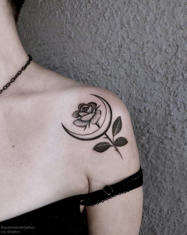 Gorgeous Rose Tattoos Designs And Ideas For Women Tattoosera