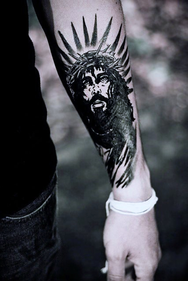 Unique And Strong Forearm Tattoos For Men Tattoosera