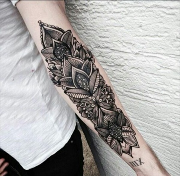 Cool Forearm Tattoos Designs For Boys & Girls