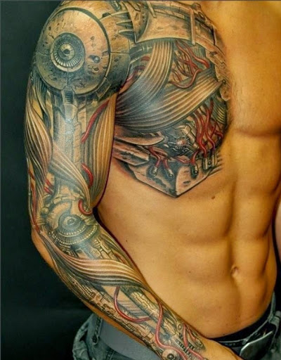 Eye Catching Tattoos Design and Ideas For Men