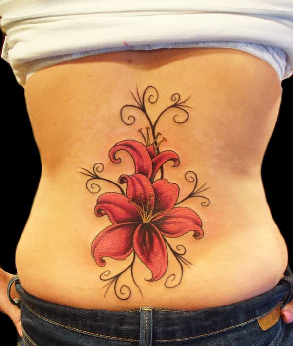 Most Beautiful Flower Tattoos For Men & Women