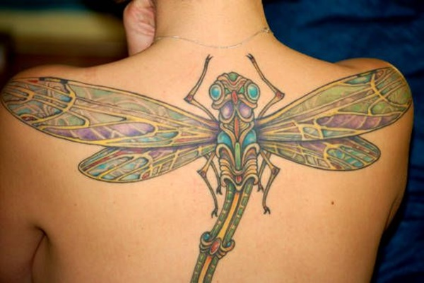 Dragonfly Tattoo