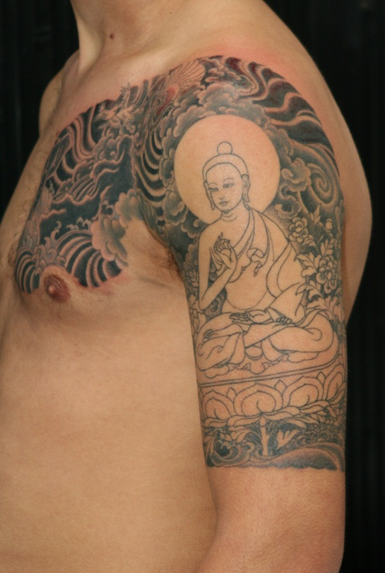 Buddha Tattoo Designs 12